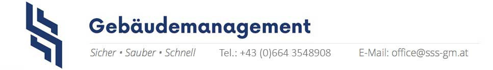 SSS Gebäudemanagement